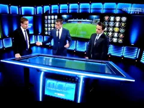 Seething Jamie Carragher destroys Mamadou Sakho