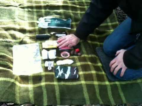 Free Bushcraft Kit Part 03
