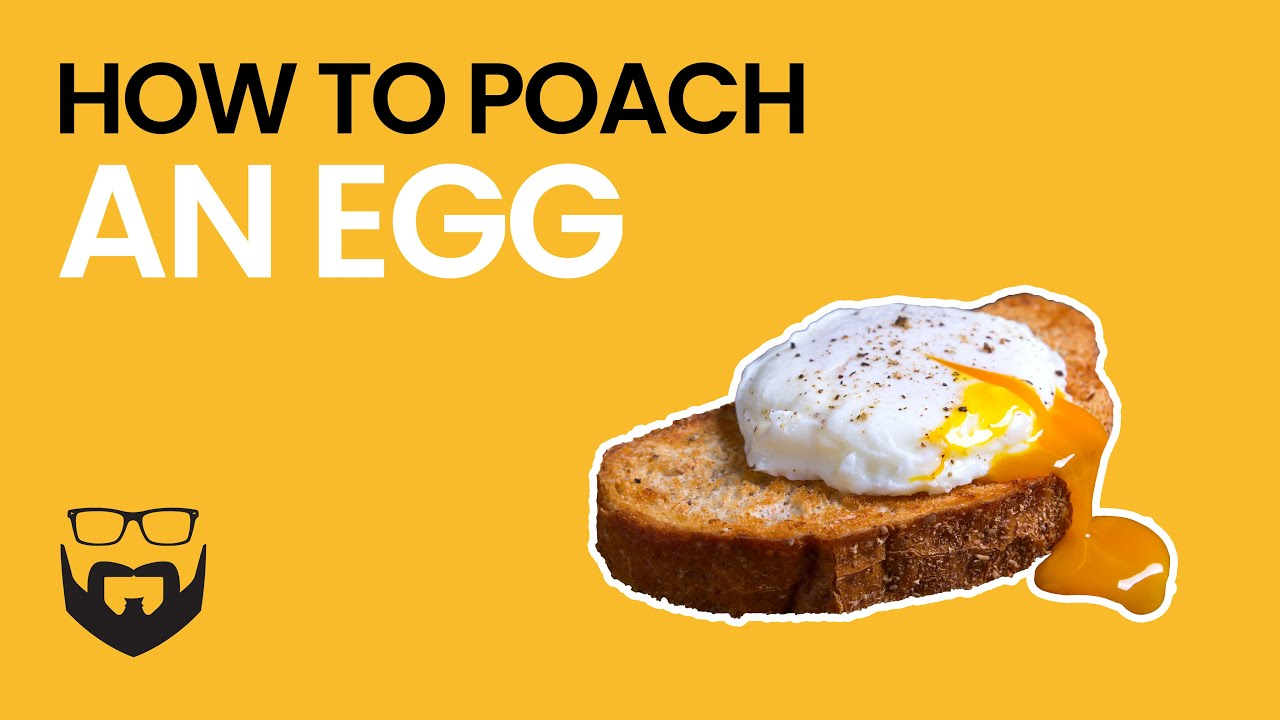 How to Poach an Egg Perfectly Every Time - YouTube