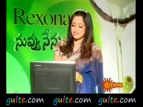 Meena Kumari and Sakshi Siva in Nuvvu Nenu Game Show