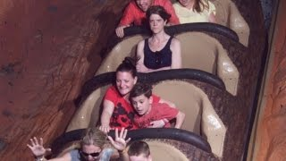 Why This Woman Looked So Grumpy in Splash Mountain Photo