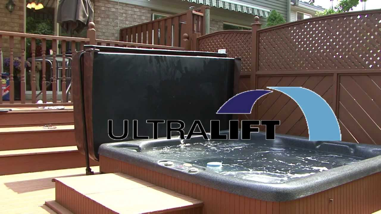Hot Tub Cover: Youtube Hot Tub Cover Lift
