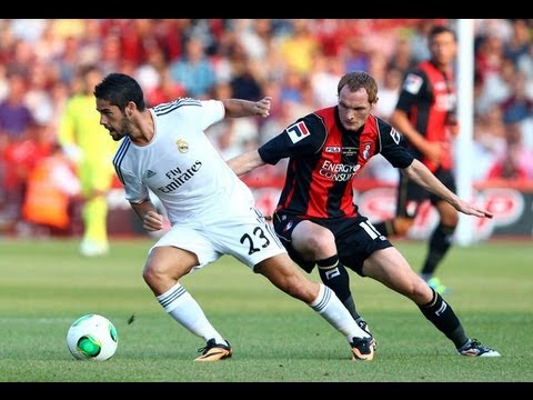 Isco Alarcón • Real Madrid • 2013/2014 Pre Season - Best Preview