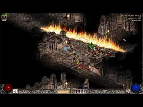 Diablo 2 - Zerkwhirler Build (Barbarian)