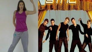 N Sync 'Bye Bye Bye' Dance Tutorial