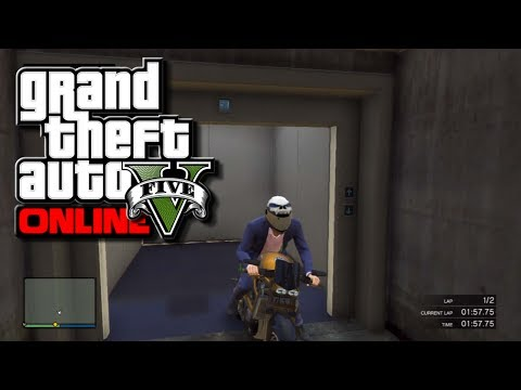 GTA 5 Online - How To Open The
