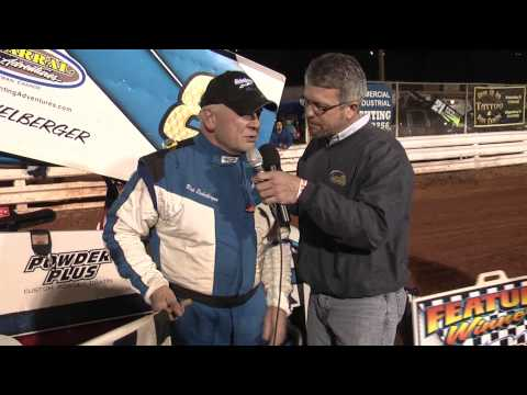 Williams Grove Speedway Super Sportsman Victory Lane 10-26-13