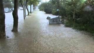Salihli'de su baskınları meydana geldi