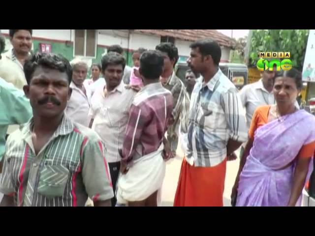 Grandmother and granddaughter murderd at attingal