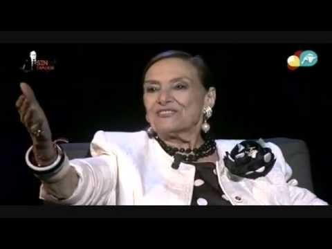 Nati Mistral recita A un Olmo Seco de Antonio Machado