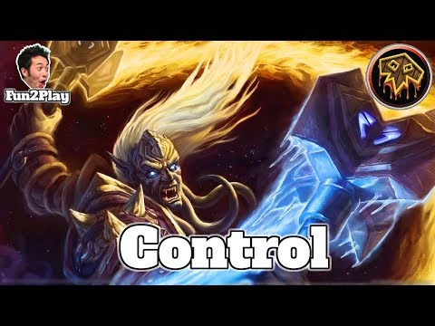 Control Jade Shaman Kobolds And Catacombs | Hearthstone Guide How To Play