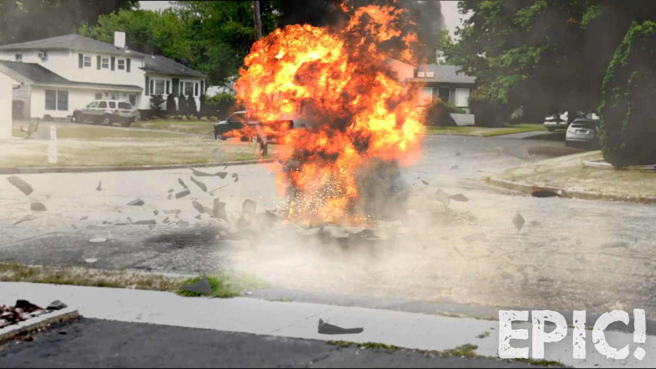 Explosion test adobe after effects cs6 youtube for Explosions after effects