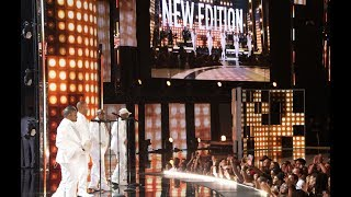 New Edition - rehearsals for 2017 BET awards