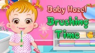 Baby Hazel Brushing Time Baby Games