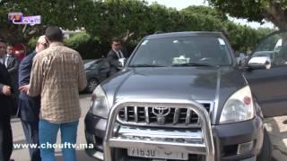 بعد إعفائه..بنكيران يعود لسيارته القديمة (فيديو) | خارج البلاطو