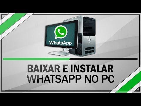 Como baixar, instalar e usar WhatsApp no computador ( Sem BlueStacks ) - #02