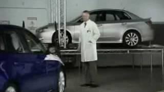 Reklama Subaru Impreza