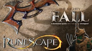 RuneScape 3: The Mighty Fall New Bandos Master Quest [HD