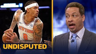 Chris Broussard on Michael Beasley's one-year deal with the Lakers | NBA | UNDISPUTED