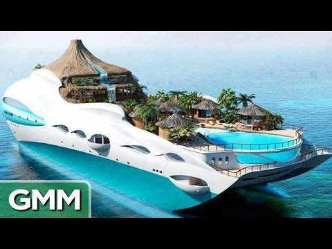 Unbelievable Cruise Ship