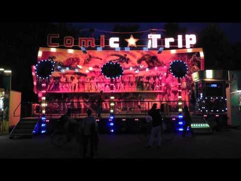 Comic Trip (Hirschberg) - Außenansicht/Offride 2