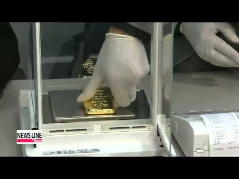 Korea opens gold trading market