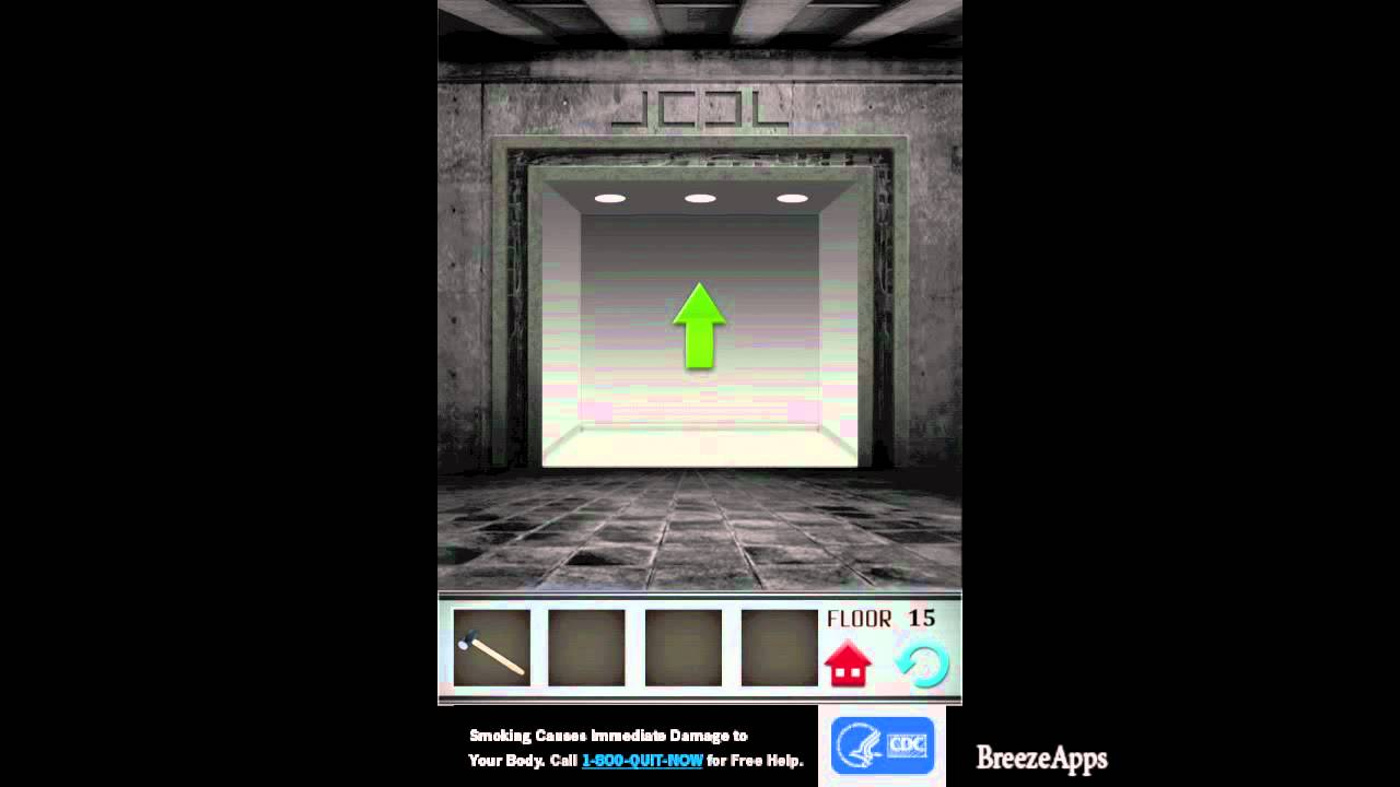 100 floors level 15 walkthrough 100 floors solution floor