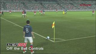 Pro Evolution Soccer 2013 Game Trailer [HD][PC, PS3, PS2