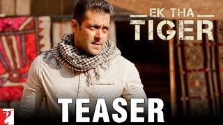 EK THA TIGER Teaser Trailer Salman Khan & Katrina Kaif