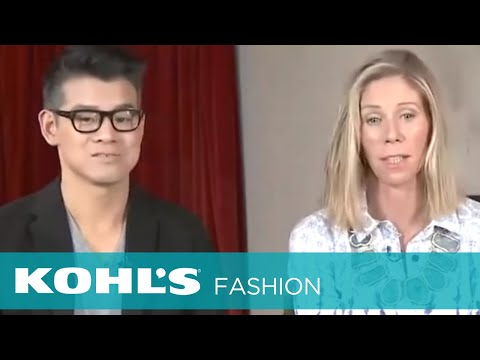 Peter Som Shoppable Hangout - Spring Break Fashion