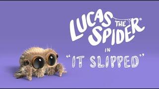 Pavúk Lucas - Pošmyklo sa to