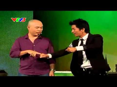 Huy Tuấn bị lừa bởi thí sinh Mạnh Phương Vietnam's Got Talent