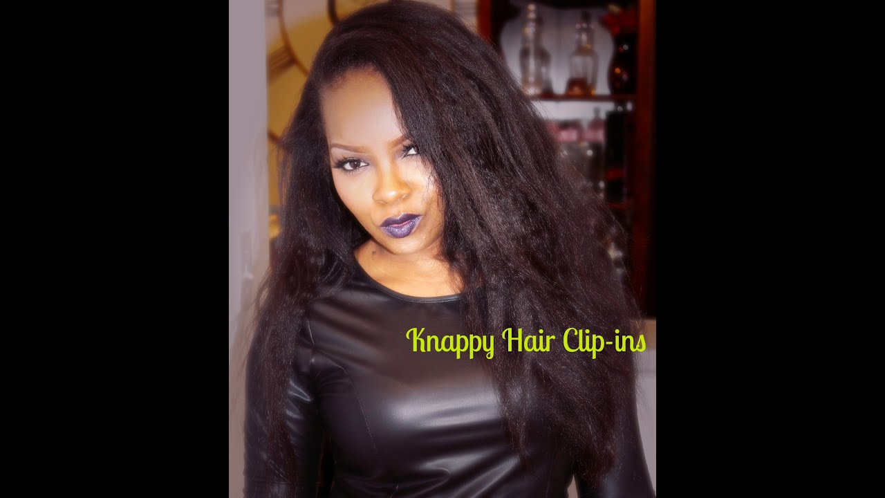 Krs Hair Group Natural Coarse Or Kinky