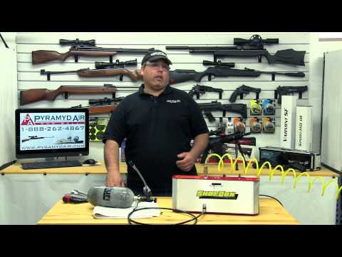 Shoebox Freedom8 Electric Compressor - Review by AirgunWeb