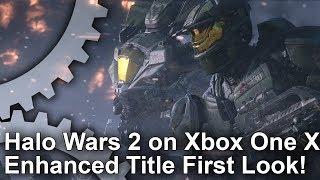 Halo Wars 2 - Gamescom Demó vs PC/Xbox One Grafikai Összehasonlítás