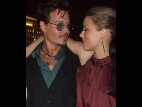 JOHNNY DEPP AND AMBER HEARD THEIR TRUE LOVE STORY