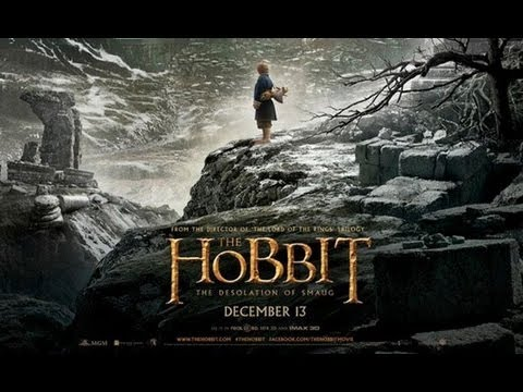 The Hobbit: Desolation Of Smaug (Official Trailer) 12/13/2013