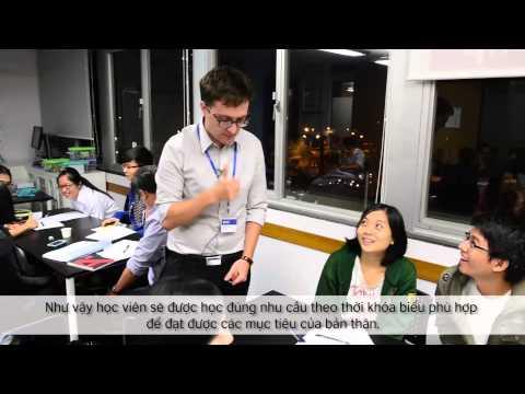 myClass - cách học tiếng Anh người lớn hoàn toàn mới tại Hội đồng Anh