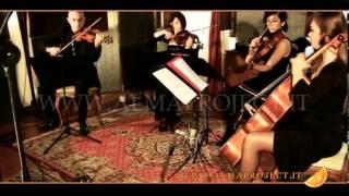 ALMA PROJECT SC String Quartet Hallelujah (Leonard Cohen)