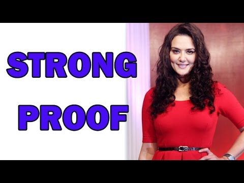 Preity Zinta Ness Wadia case - STRONG PROOF against Ness Wadia by Preity Zinta