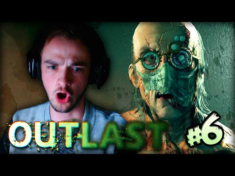 OUTLAST (SCARY) - Part #6 -