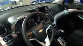 Interior Chevrolet Orlando 2014 Precio Caracteristicas