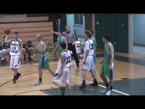 Chazy - Seton Catholic Boys 12-5-12