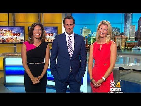 WBZ-TV's Kathryn Hauser Says Good Bye
