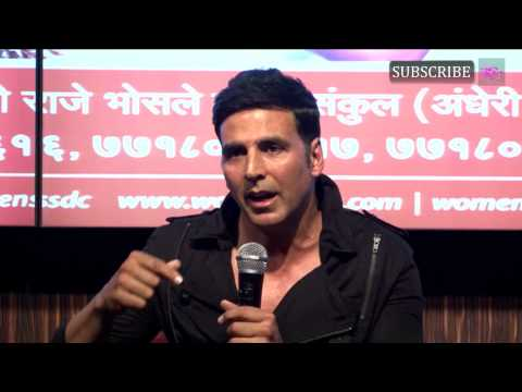 Women safety defence centre launch | Akshay Kumar & Aditya Thackrey - part 5
