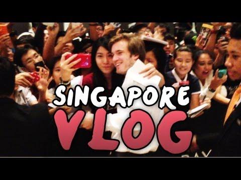 Hình ảnh trong video VLOG - Singapore - BROS ARE EVERYWHERE!