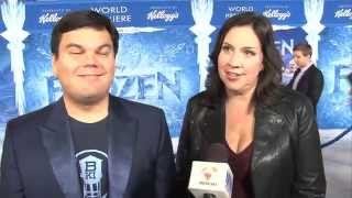 'Let It Go' Songwriters Robert Lopez, Kristen Anderson