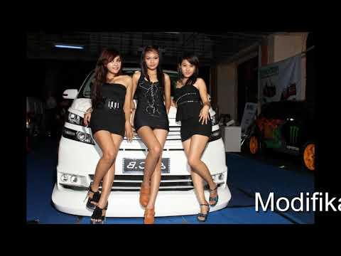 Modifikasi Toyota Vellfire - HIN Bali 2013