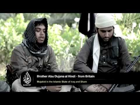 ISIS terror group release video 'which shows British jihadis appealing for others to join'
