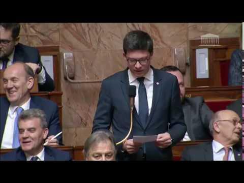 M. Pierre-Henri Dumont - Négociations avec les douaniers dans le Calaisis